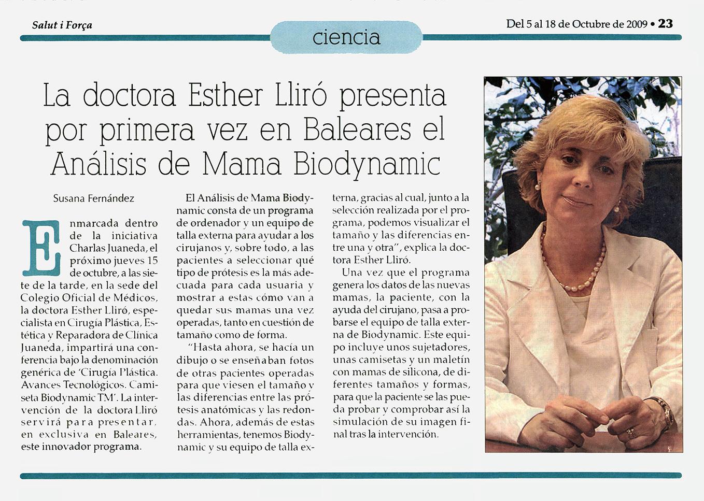 10-2009 Biodynamic